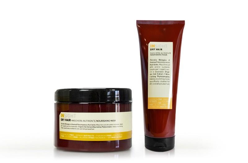 Маска увлажняющая для сухих волос  DRY HAIR INSIGHT