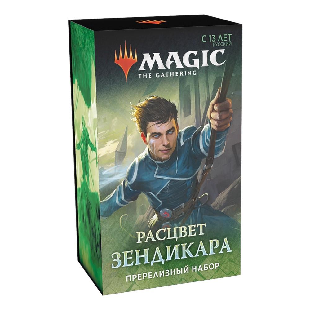 Пререлизный набор издания Расцвет Зендикара на русском языке