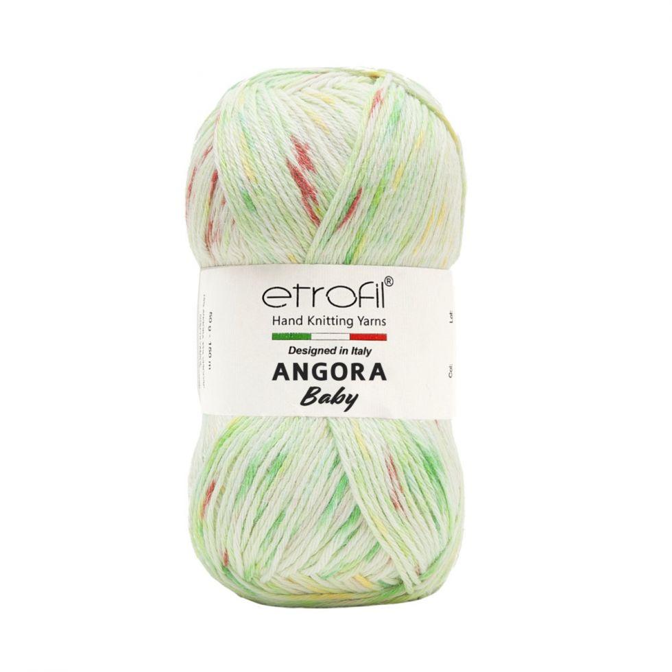 ANGORA BABY Цвет №  sw003