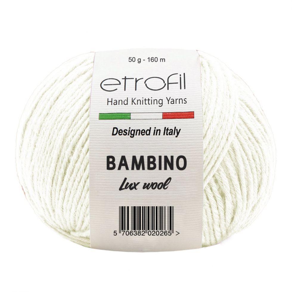 BAMBINO LUX WOOL Цвет №  70018