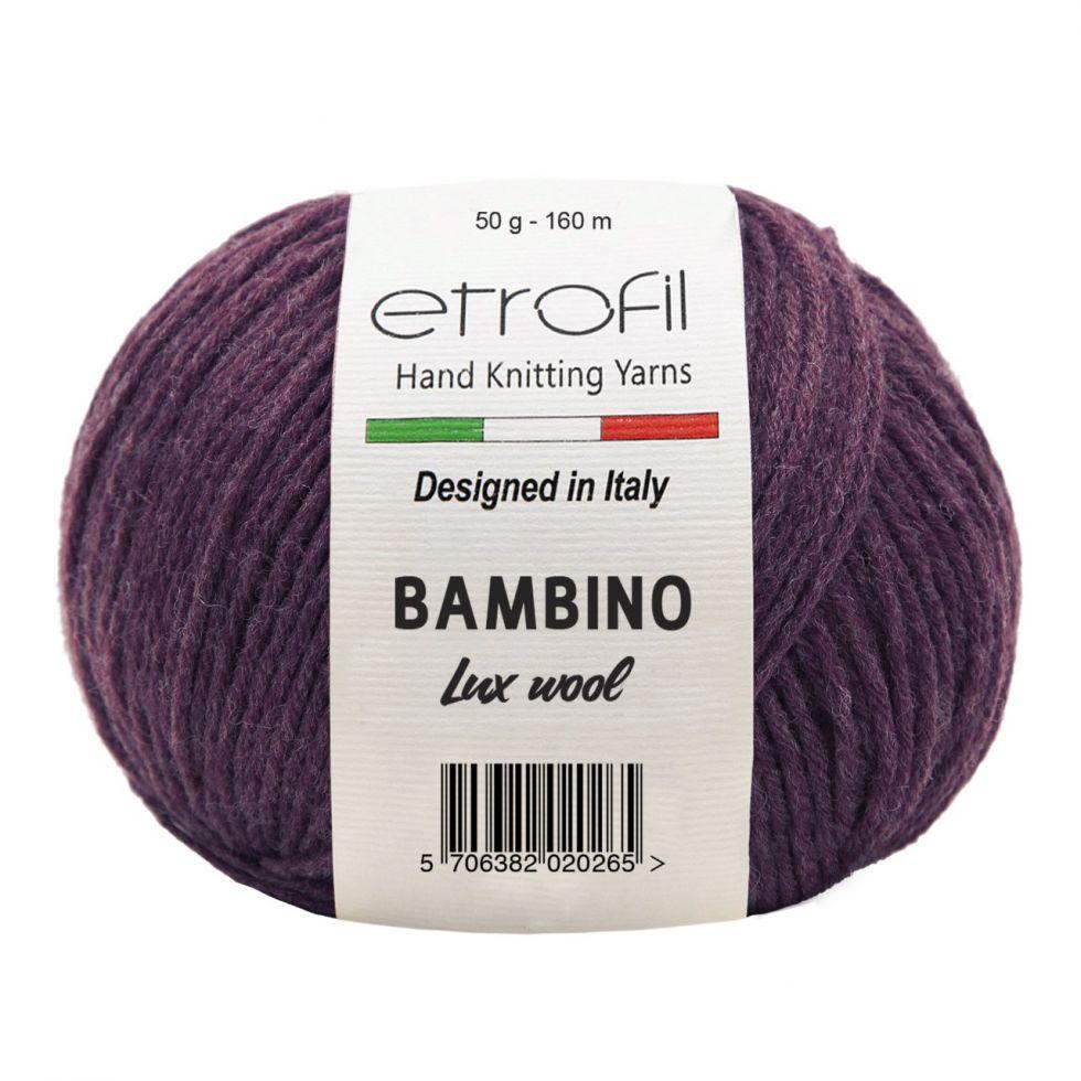 BAMBINO LUX WOOL Цвет №  70317