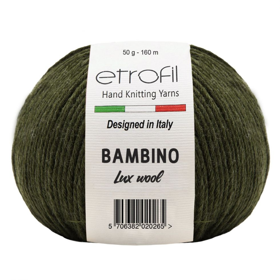 BAMBINO LUX WOOL Цвет №  70409