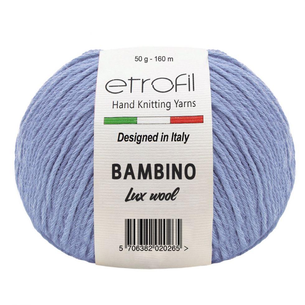 BAMBINO LUX WOOL Цвет №  70516