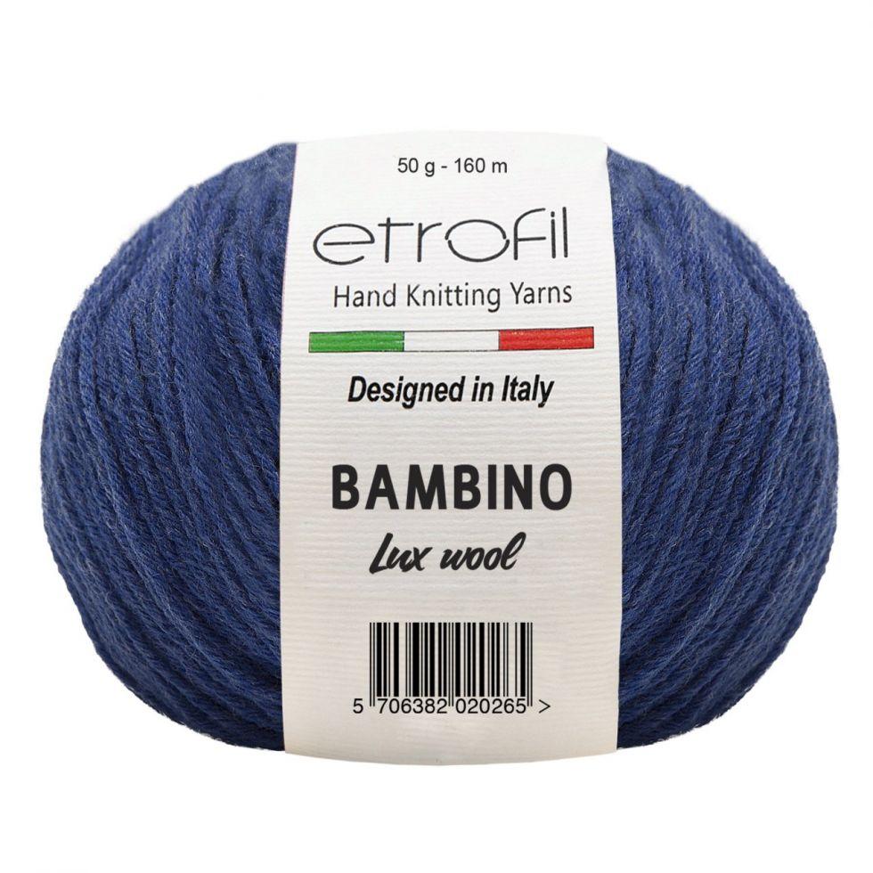 BAMBINO LUX WOOL Цвет №  70517