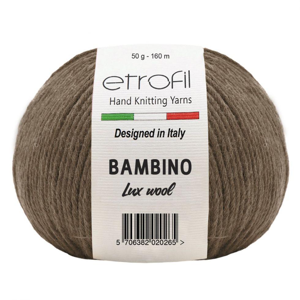 BAMBINO LUX WOOL Цвет №  70700