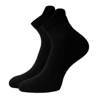 Мужские укороченные носки, махровый след 416