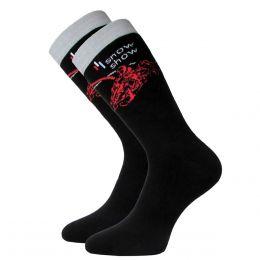 """Мужские махровый носки с 4581""""снегоход"""""""