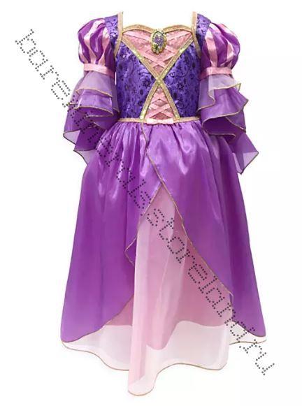 Платье Рапунцель Disney 5/6 лет