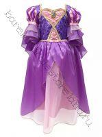 Детское платье Рапунцель