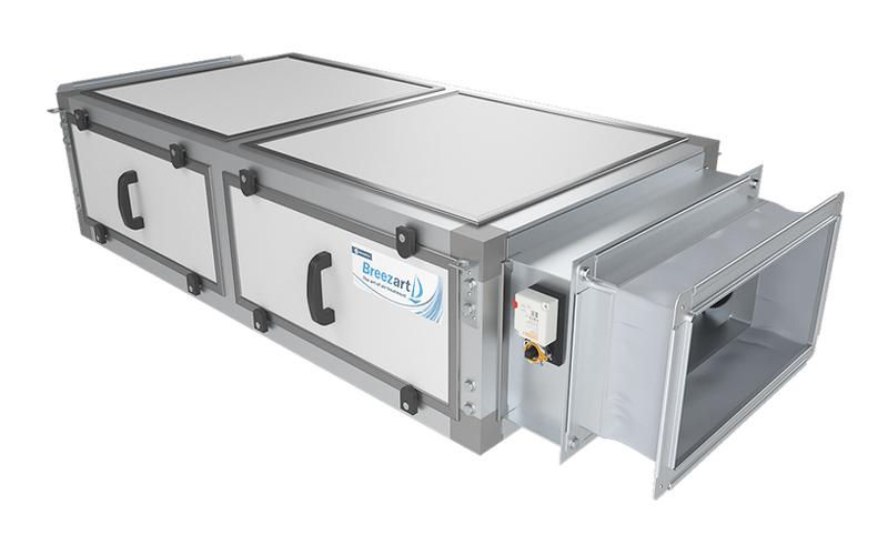 Приточная установка Breezart 2000 Lux 24 - 380/3
