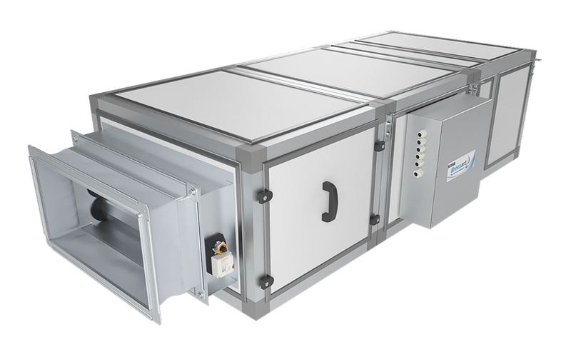 Приточная установка Breezart 2700 Lux 37,5 - 380/3