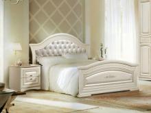 Кровать ВЕНЕРА (160*200) эмаль