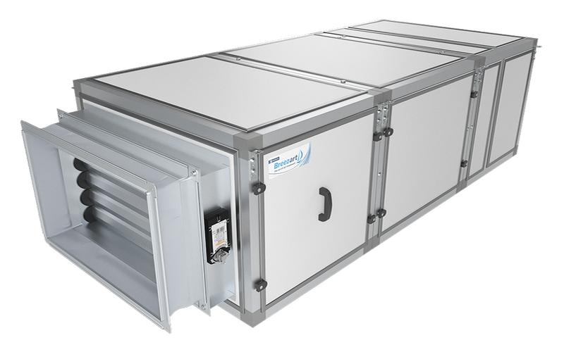 Приточная установка Breezart 6000 Lux 60 - 380/3