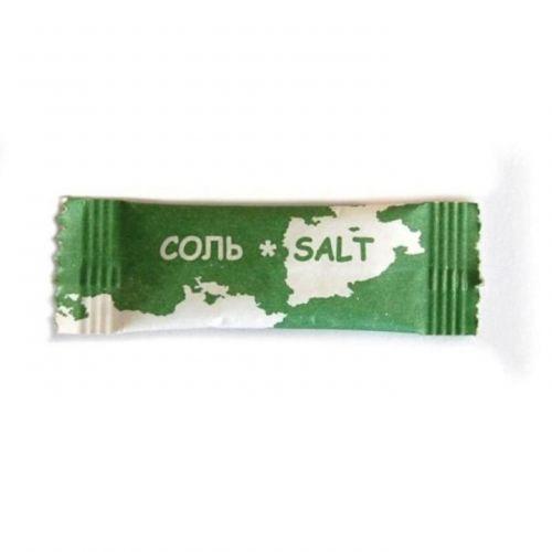 Соль порционная 200*1г стик