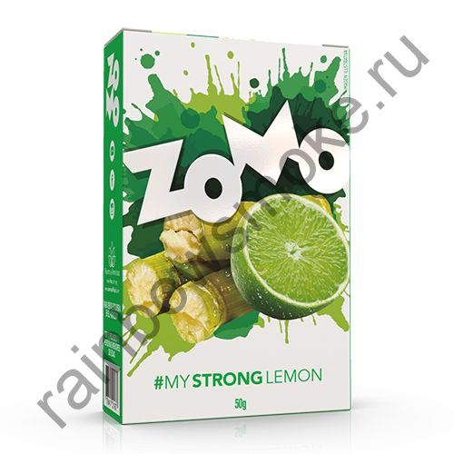 Zomo Strong Line 50 гр - Lemon (Лимон)