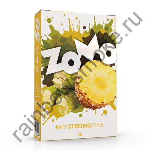 Zomo Strong Line 50 гр - Pine (Ананас)