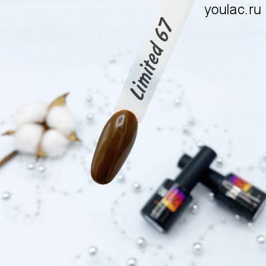 Гель-лак Limited 67 YouLac, 10 ml