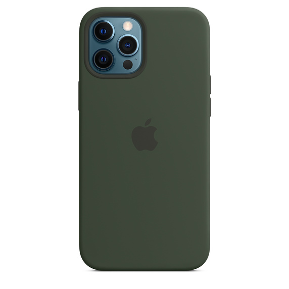 Чехол iPhone 12 Pro Max Apple MagSafe Silicone Case