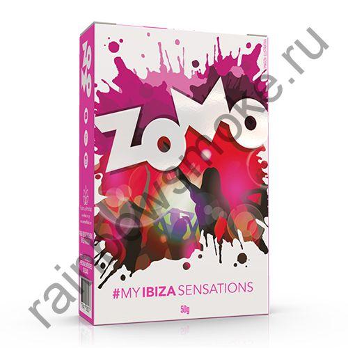 Zomo World Line 50 гр - Ibiza Sensations (Ощущения Ибицы)