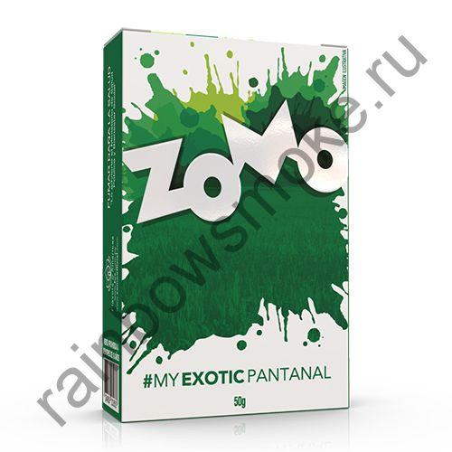 Zomo Flavors of Brasil 50 гр - Exotic Pantanal (Экзотический Пантанал)