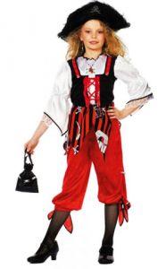 Костюм пиратки-модницы