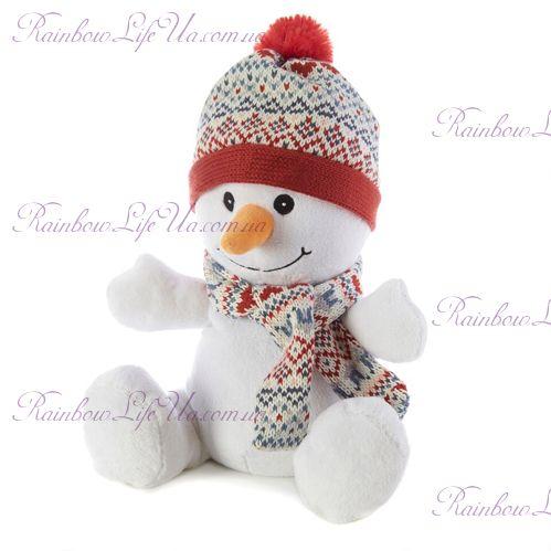"Игрушка грелка снеговик ""Warmies"""