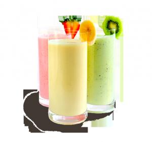 Молочный коктейль банан 0,5л