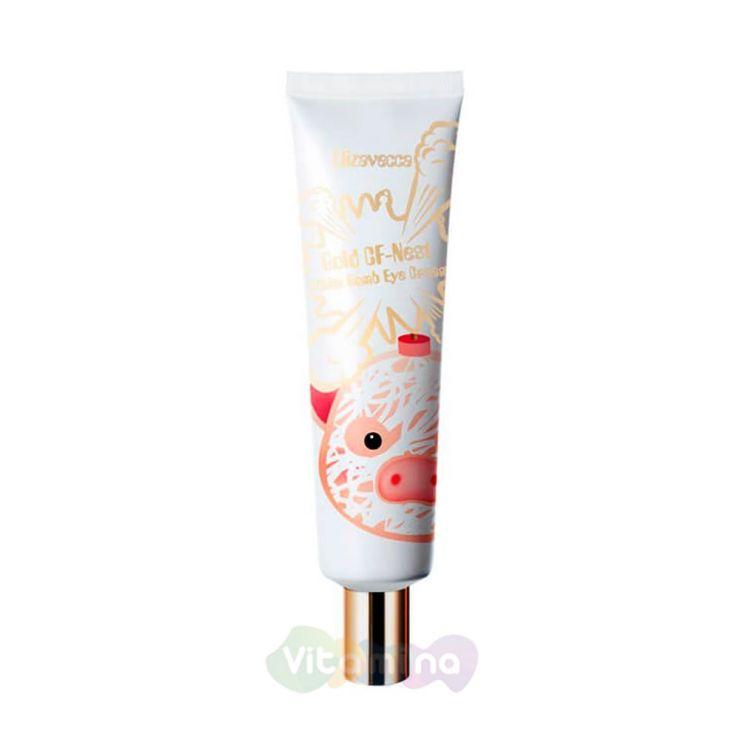 Elizavecca Крем для кожи вокруг глаз с экстрактом ласточкиного гнезда Gold CF-Nest White Bomb Eye Cream, 30 мл