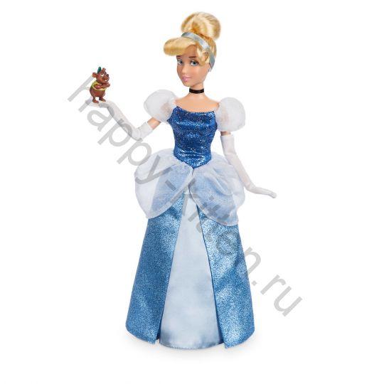 Игрушка кукла Золушка с мышонком Disney