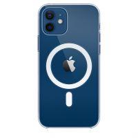 Прозрачный чехол MagSafe для iPhone 12