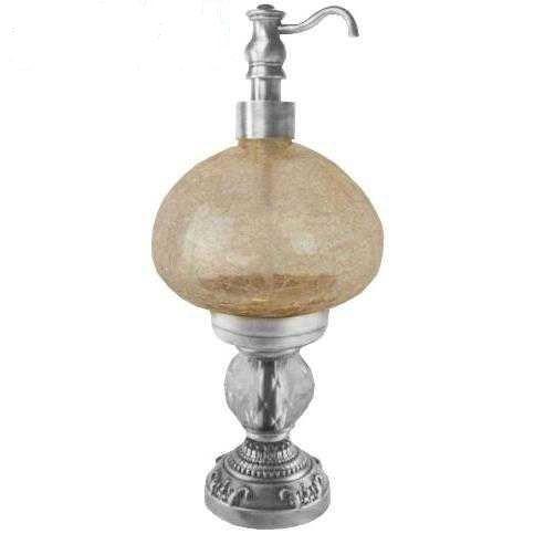 Дозатор жидкого мыла Migliore Cristalia ML.CRS-60.247.CR - хром ФОТО