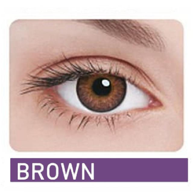 Adria Color 3 Tone Brown(коричневый)