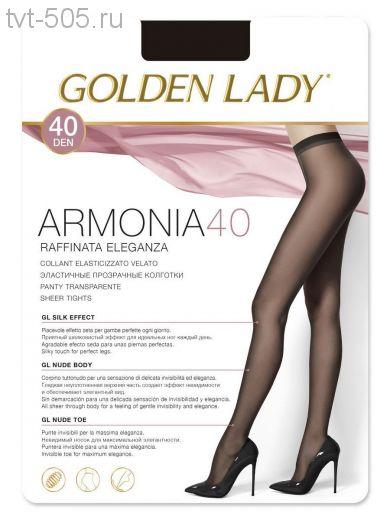 Колготки Golden Lady 40d armonia прозрачные без штанишек