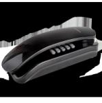 Телефонный аппарат teXet TX-215 цвет черный