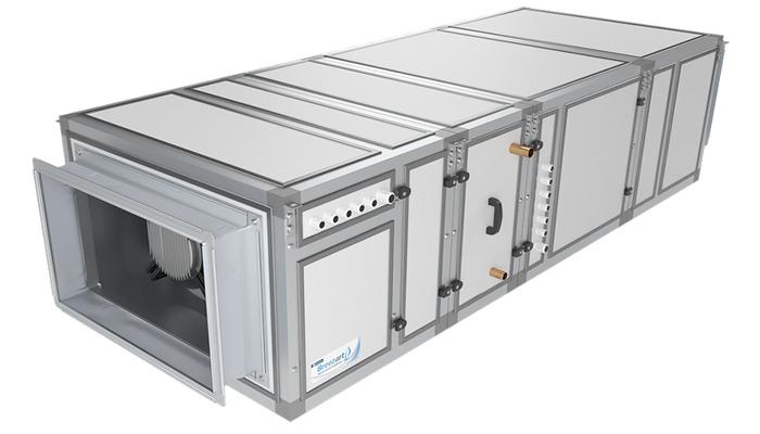 Приточная установка Breezart 6000 Lux F 60 - 380/3
