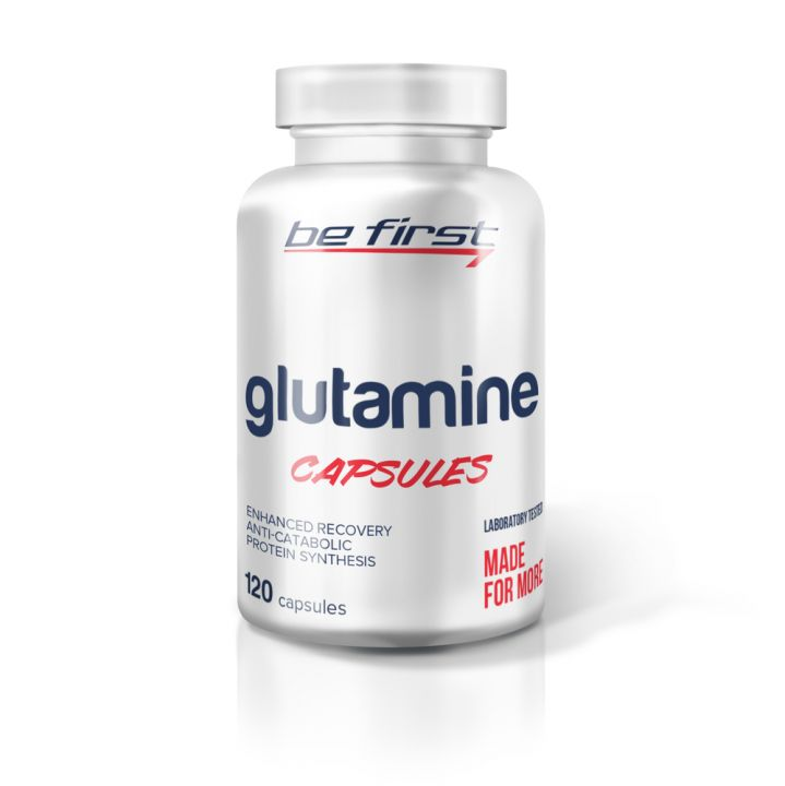 Be First - Glutamine  Caps