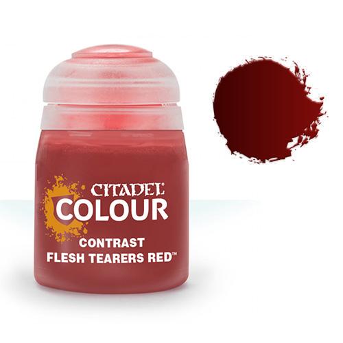 Контрастная краска Flesh Tearers Red 29-13