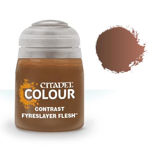 Контрастная краска Fyreslayer Flesh 29-31