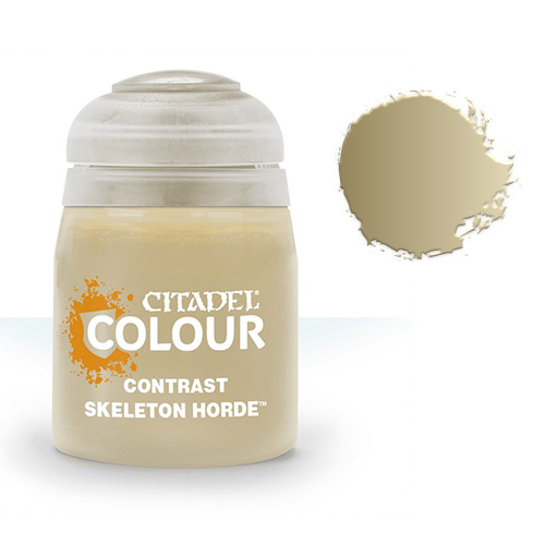 Контрастная краска Skeleton Horde 29-26