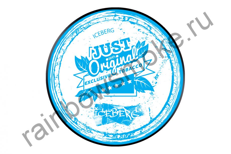 Just Over Original 100 гр - Iceberg (Холодок)