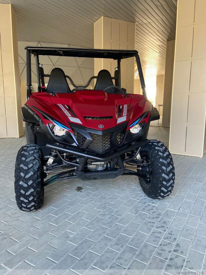Yamaha Wolwerine X2