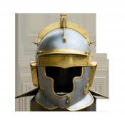 Шлем из Хеддернхайма III век н.э.
