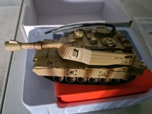 JD805 Wi-Fi RC Scouting Tank with HD Camera