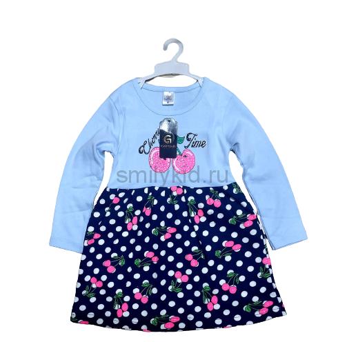 Платье детское Черри оптом | 4 шт