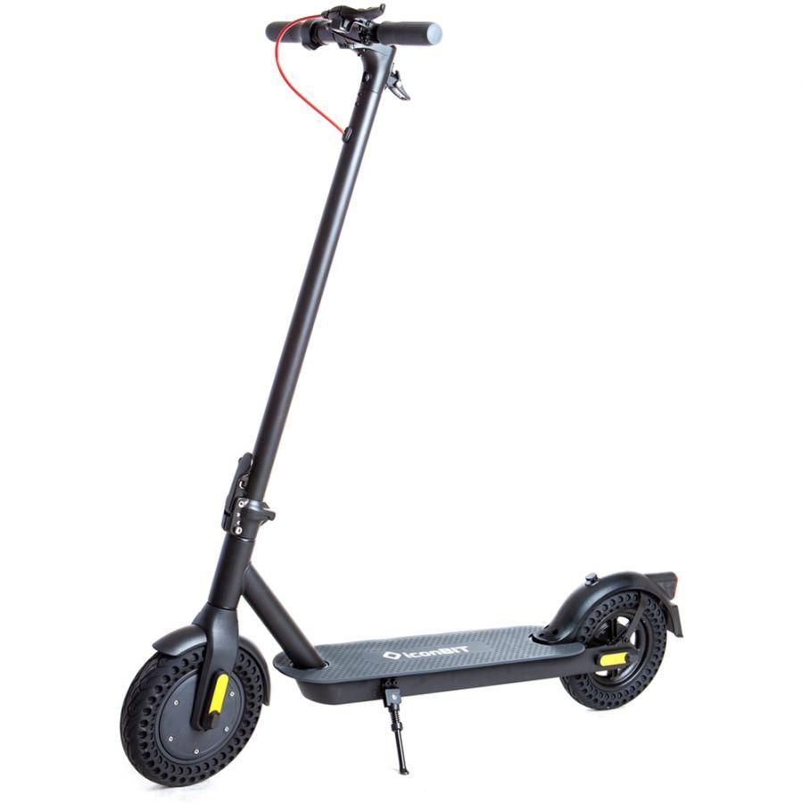 Электросамокат iconBIT Kick Scooter City Pro черный (IK-2010K)
