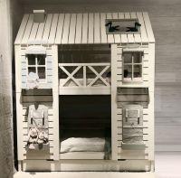 Двухъярусная кровать Домик Felicia №3С