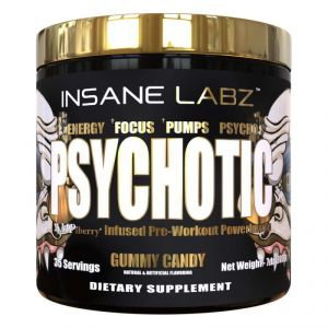 Psychotic Gold Insane Labz 200 гр