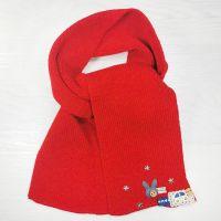 ш1010-23 Шарф детский унисекс Кролик красный