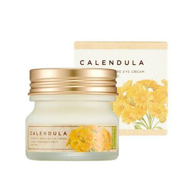 Крем для кожи вокруг глаз увлажняющий The Face Shop Calendula Essential Moisture Eye Cream 2017 20мл
