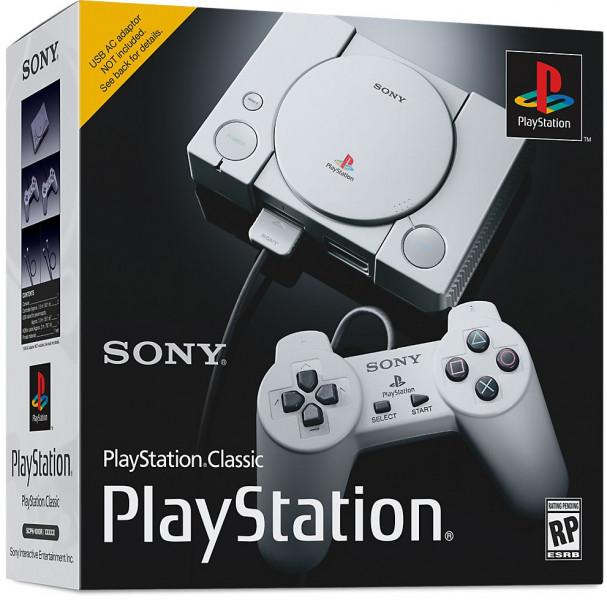 Игровая консоль PlayStation Classic